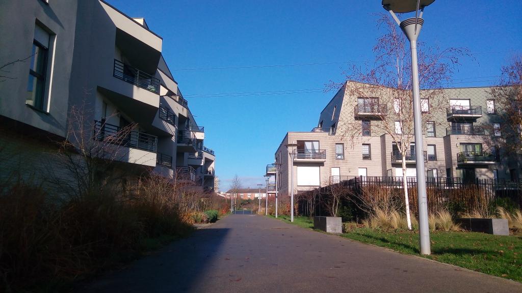 appartement de standing, éco-quartier - Wattignies