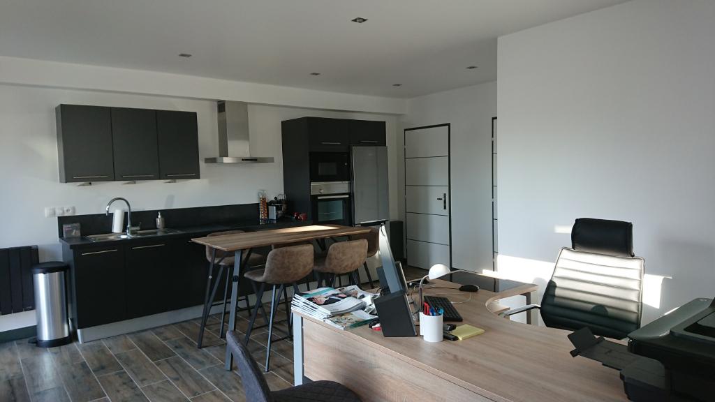 Vente appartement 59136 Wavrin - Appartement en rez de chaussee,