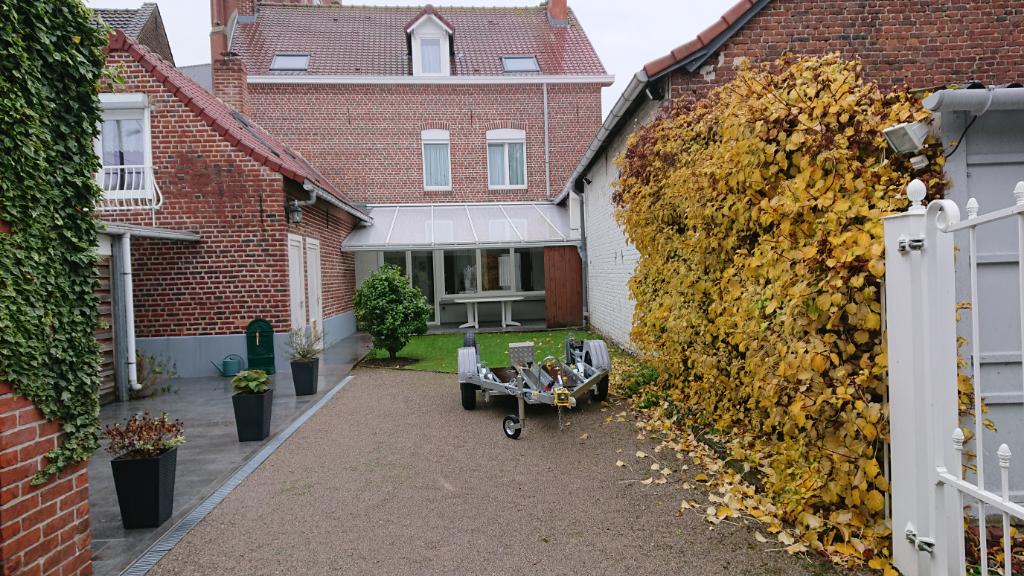 Vente maison 59134 Fournes en weppes - 5 minutes de Fournes GRANDE MAISON  BOURGEOISE 323M² HAB