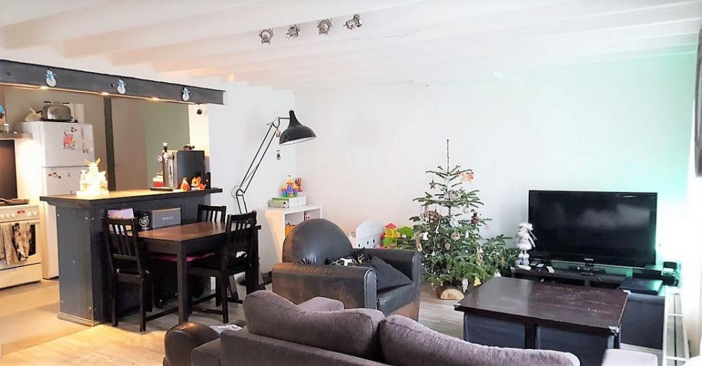 Vente maison 59184 Sainghin en weppes - Jolie Flamande rénovée 85 m2 habitables