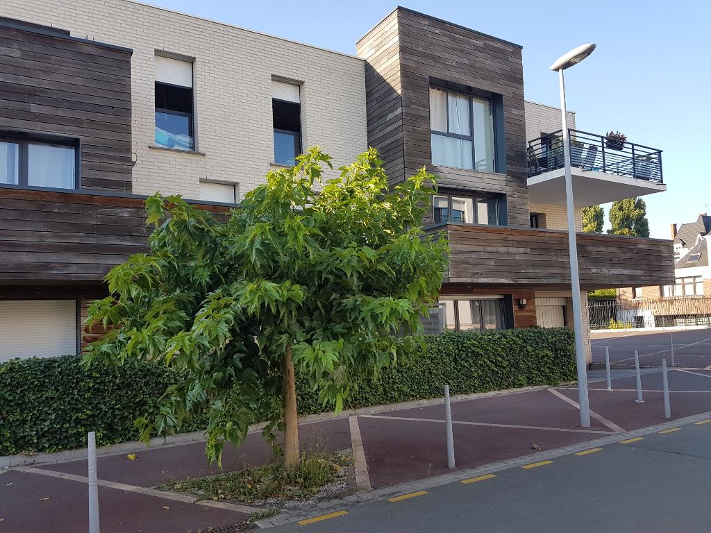 Vente appartement 59139 Wattignies - Superbe T3 rez de jardin en résidence sécurisée - Wattignies