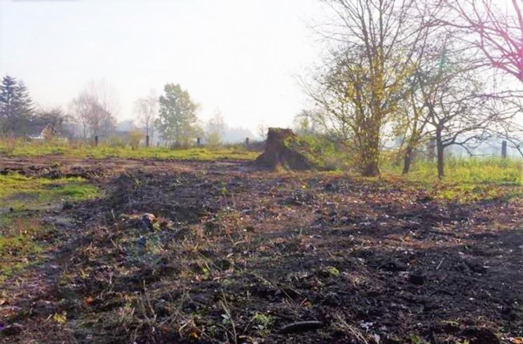 Vente terrain 59249 Fromelles - 5 minutes de Fromelles terrain constructile de 953m²