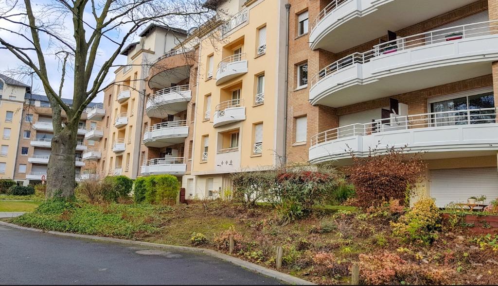 Vente appartement 59700 Marcq en baroeul - joli Appartement T2 - 50.23m2