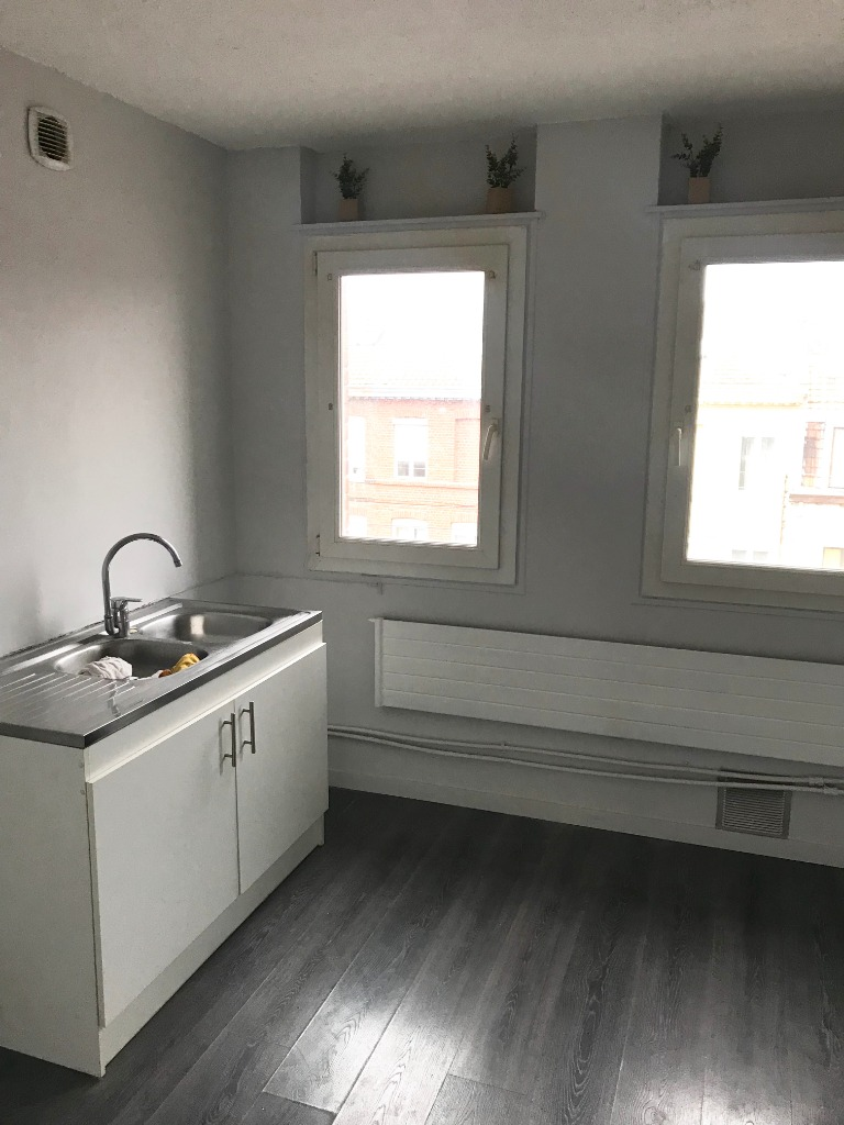 LILLE (59000) Appartement type T3 Bis de 63 m2