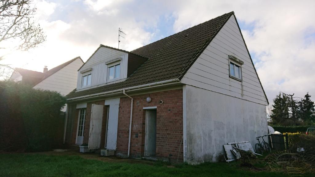 Vente maison 59134 Herlies - RARE !!!!! HERLIES MAISON INDIVIDUELLE A RÉNOVER
