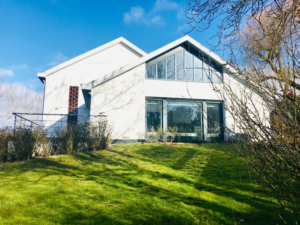 Vente maison 59320 Escobecques - Maison d'architecte