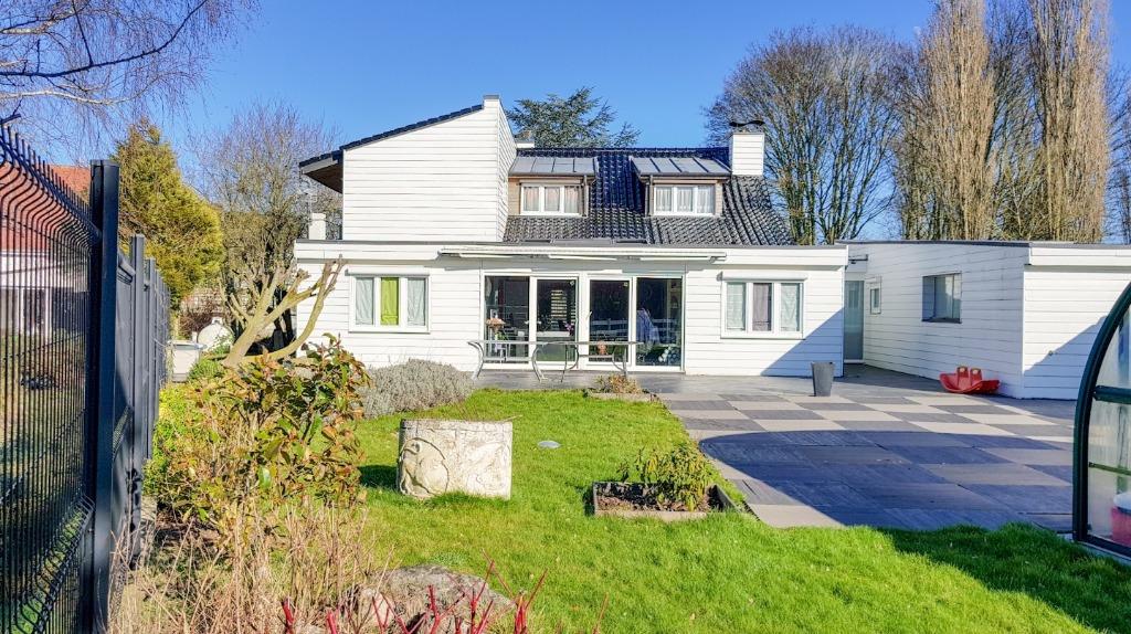 Vente maison 59139 Wattignies - Wattignies (59139) Villa individuelle de 190m2 avec piscine