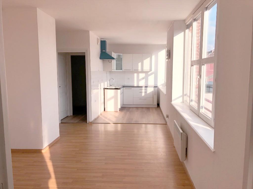 Vente appartement 59320 Haubourdin - HAUBOURDIN 59320 Bel appartement type 2