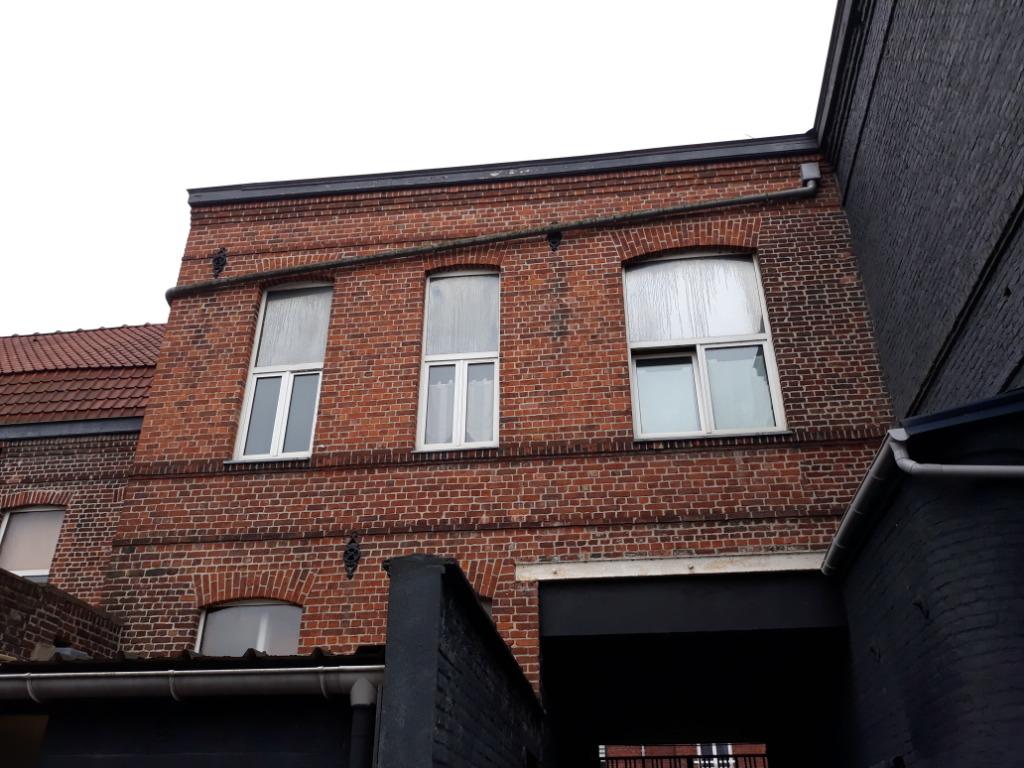 Vente appartement 59280 Armentieres - Immeuble 3 appartements VENDU LOUE