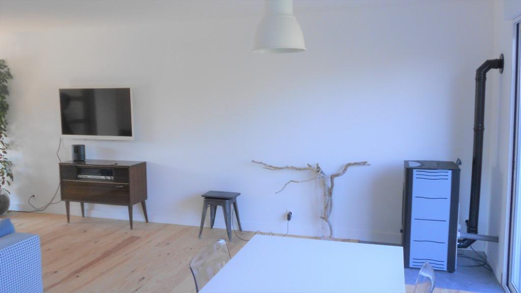 Vente maison 59480 La bassee - Maison cubique neuve 120 m2 BBC 3 chambres.