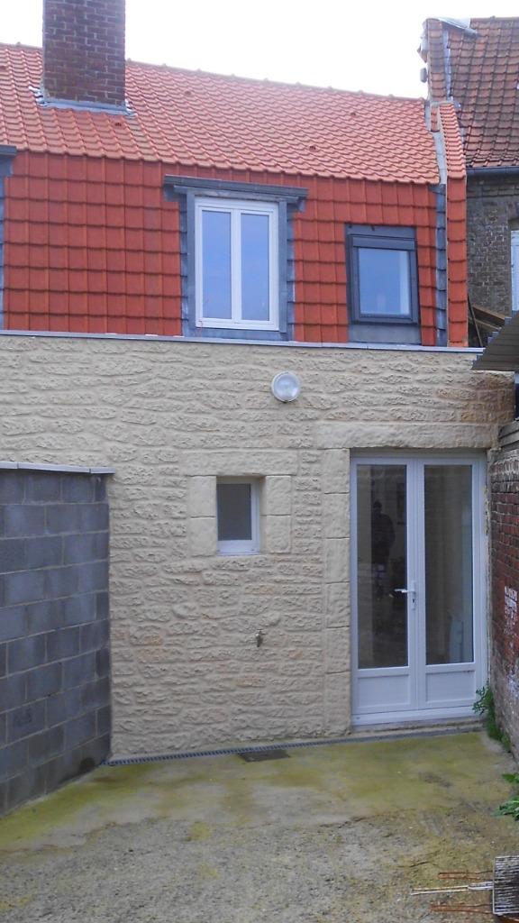 Vente maison 59211 Santes - flamande rénovée Santes 78m²
