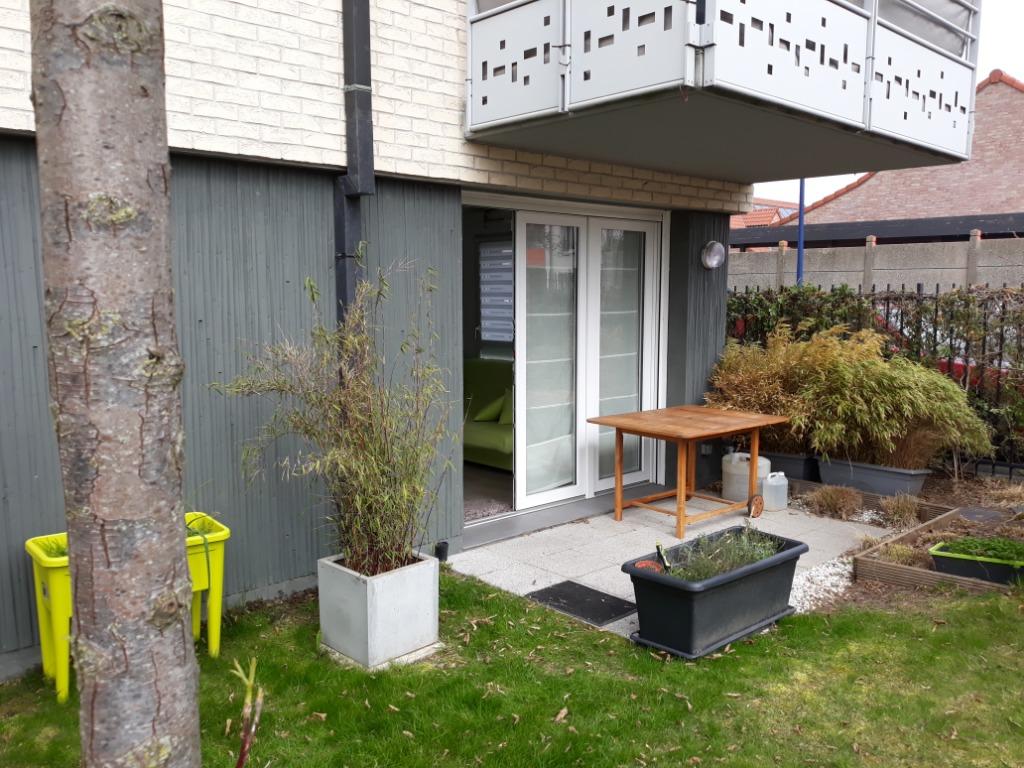 Vente appartement 59840 Perenchies - Appartement BBC 2 pièces Centre de Pérenchies