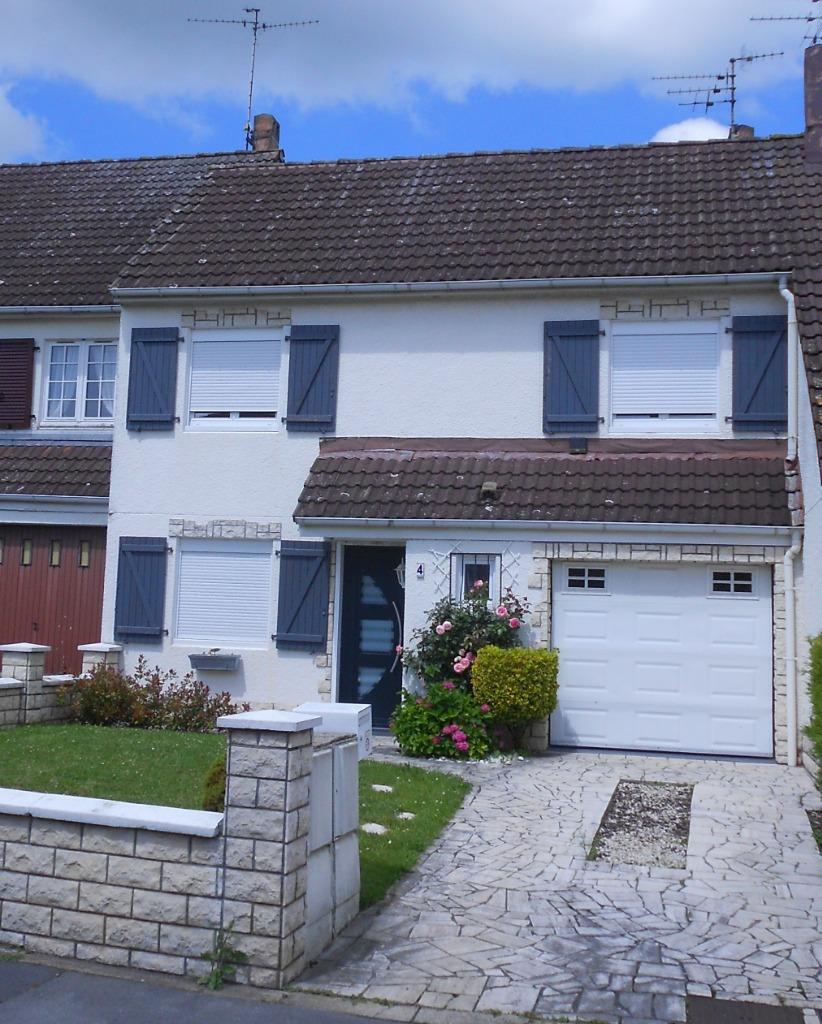 Vente maison 59147 Gondecourt - Maison 115 m2 habitables lotissement prisé