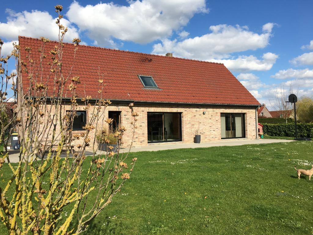 Vente maison 59249 Aubers - 5 minutes d' Aubers, superbe villa individuelle/1340 m²