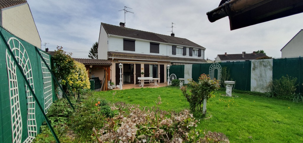 Vente maison 59320 Haubourdin - HAUBOURDIN 59320 Maison semi mitoyenne de 100m2
