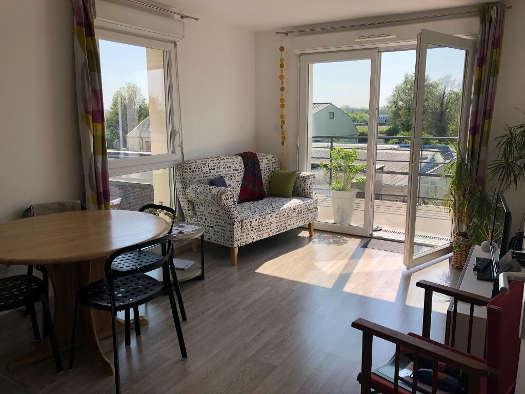 Vente appartement 59320 Haubourdin - HAUBOURDIN Bel appartement de 43 m²