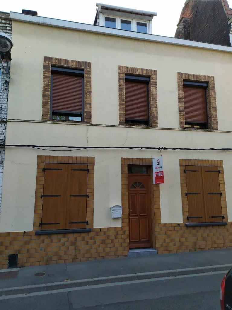 Haubourdin Coquette maison de ville