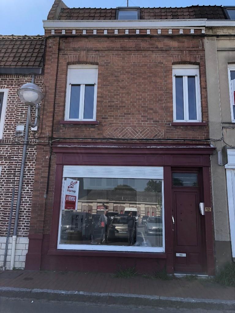 Vente immeuble 59320 Haubourdin - Immeuble de rapport Centre Haubourdin