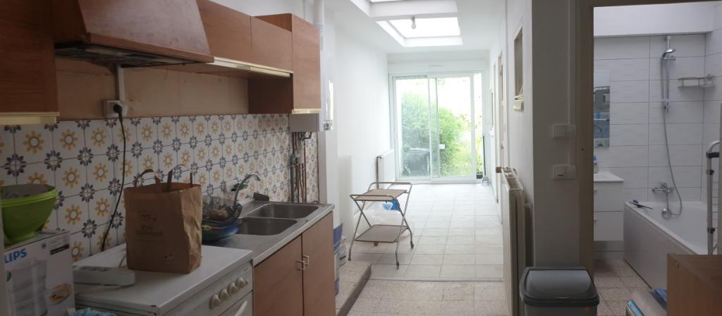 Vente maison 59120 Loos - LOOS (59120) Maison 1930 beau potentiel