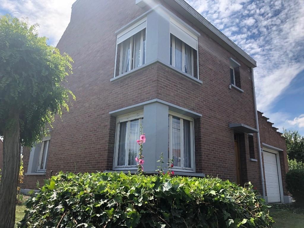 Vente maison 59320 Sequedin - Sequedin (59320) Maison individuelle garage