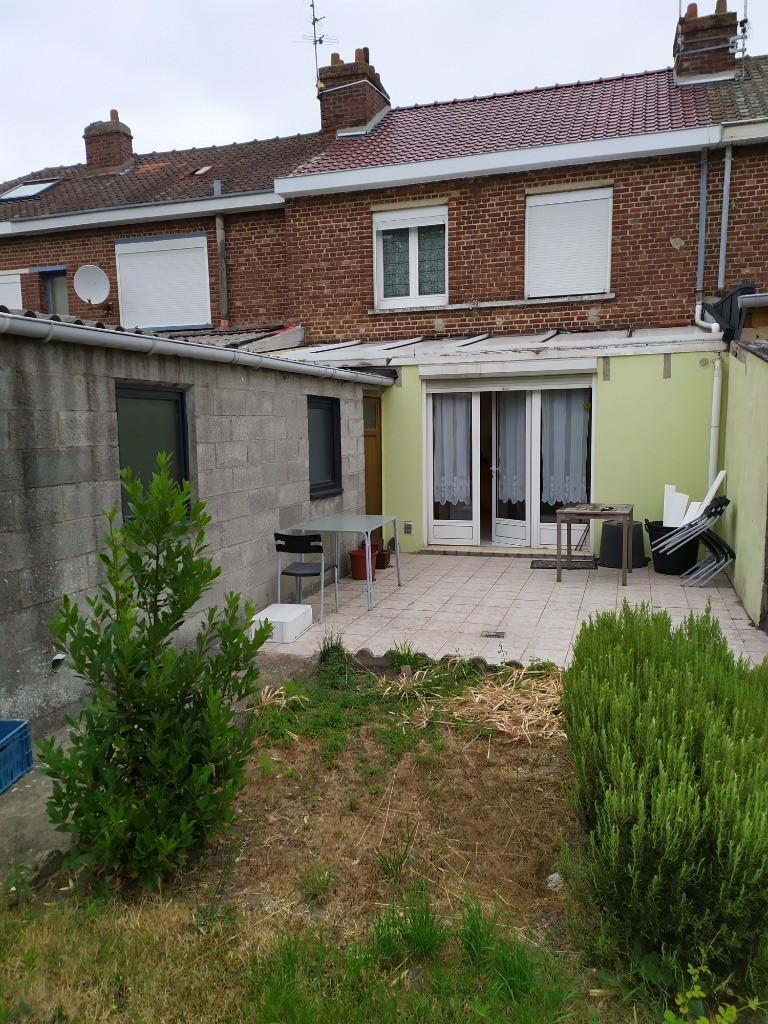 Hallennes Lez Haubourdin - Maison Style Bâtir 1955