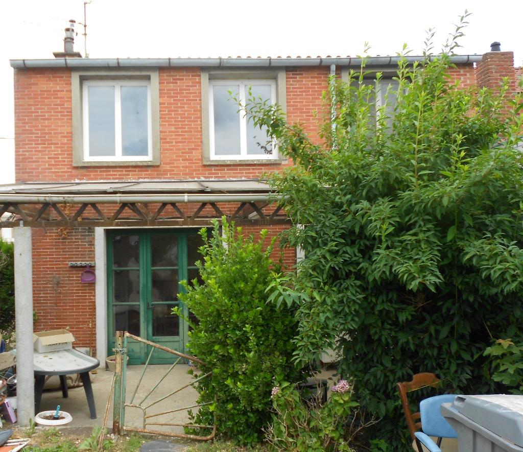Vente maison 59320 Erquinghem le sec - Maison individuelle 2 chambres 86 m²