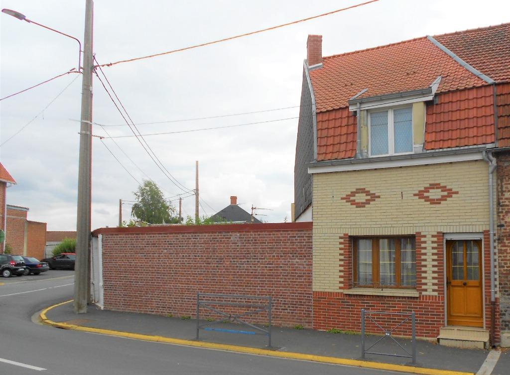 Vente maison 62113 Labourse - Maison semi individuelle 90m² à rénover