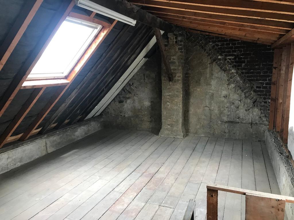 Haubourdin (59320) Maison à rénover