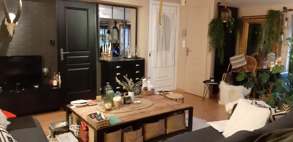 Vente appartement 59120 Loos - LOOS appartement t3 prox toutes commodités..AU CALME