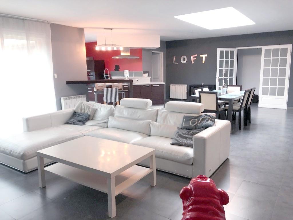 Vente appartement 59320 Haubourdin - HAUBOURDIN 59320 SUPERBE LOFT