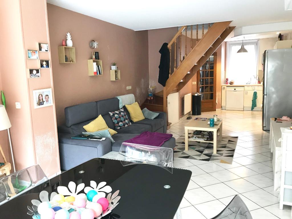 Tourcoing (59200) Maison 1930 3 chambres 90m2
