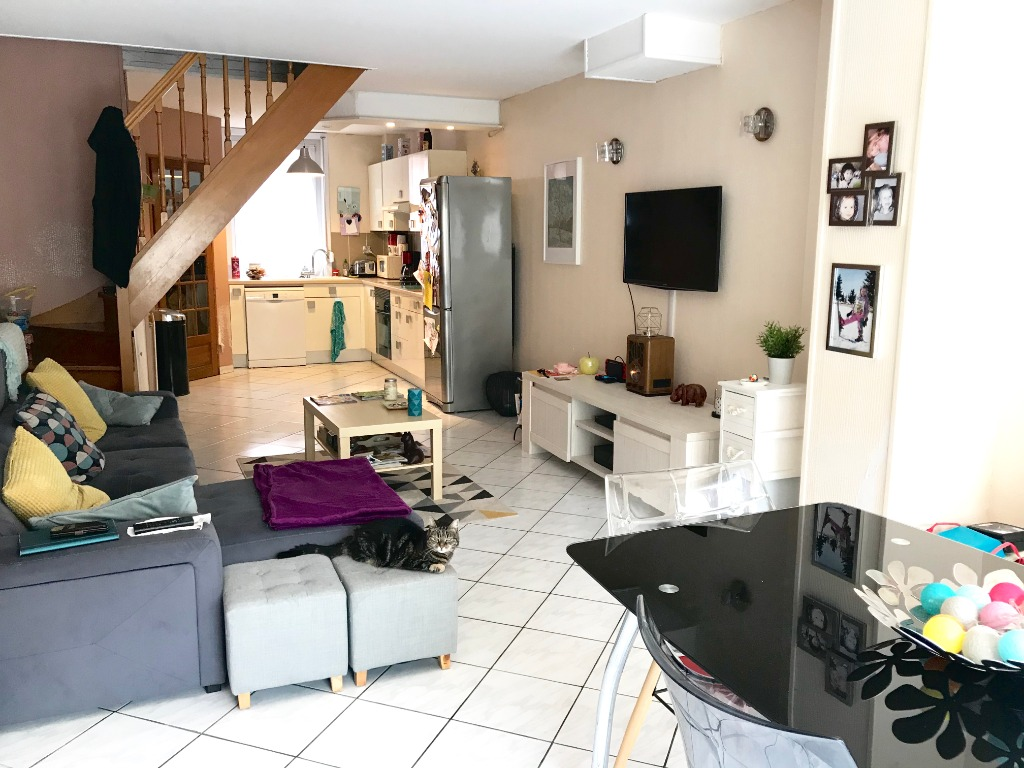 Vente maison 59200 Tourcoing - Tourcoing (59200) Maison 1930 3 chambres 90m2