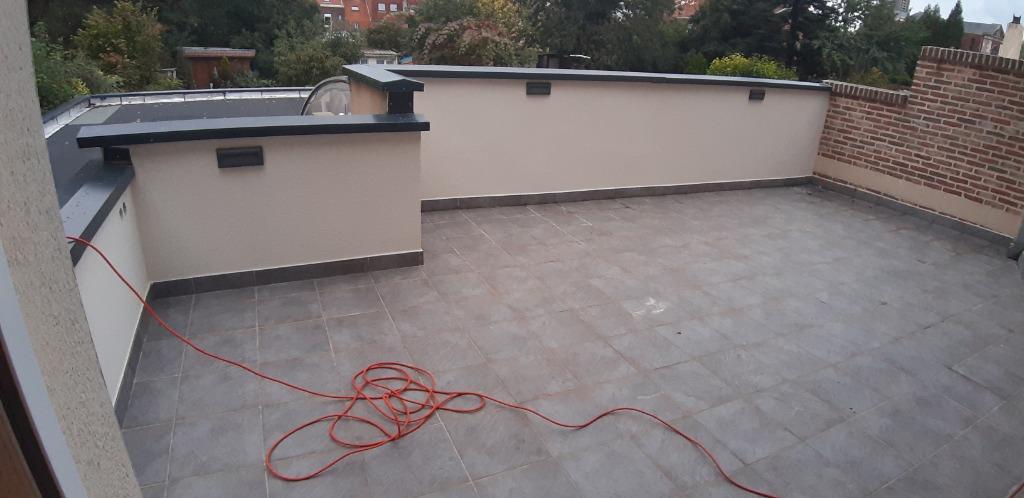 Vente appartement 59120 Loos - Beau t3 bis avec grande terrasse expo sud sans vis a vis