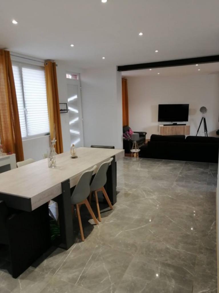 Maison rénovée de 122 m² secteur Marquillies