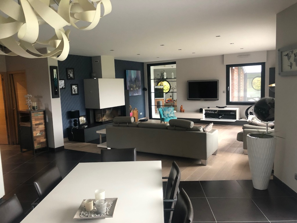 Vente maison 59280 Bois grenier - Villa 495 m² habitable 6 chambres