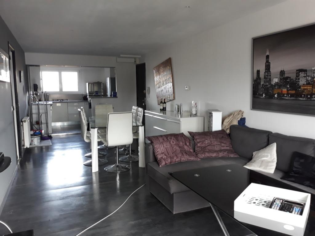 Vente appartement 59280 Armentieres - T3 avec garage en résidence sécurisé