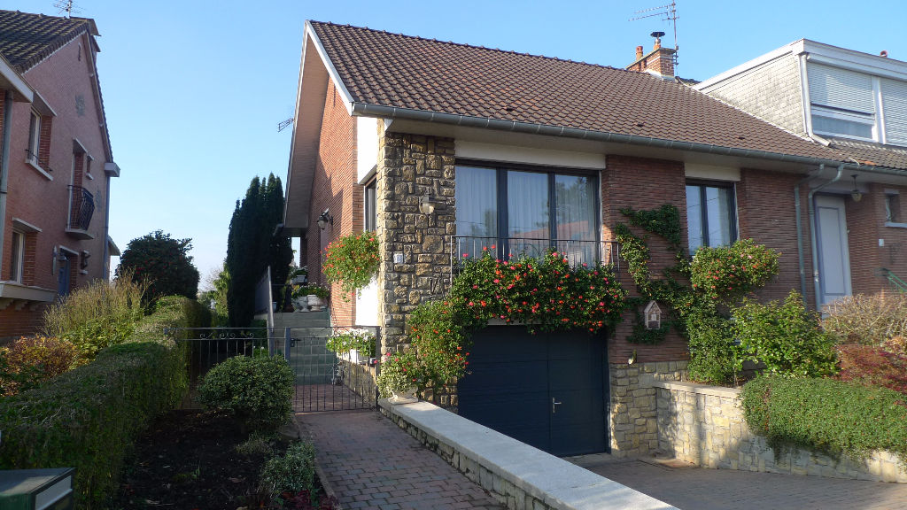Vente maison 59211 Santes - SANTES 59211 Joli pavillon d'architecte