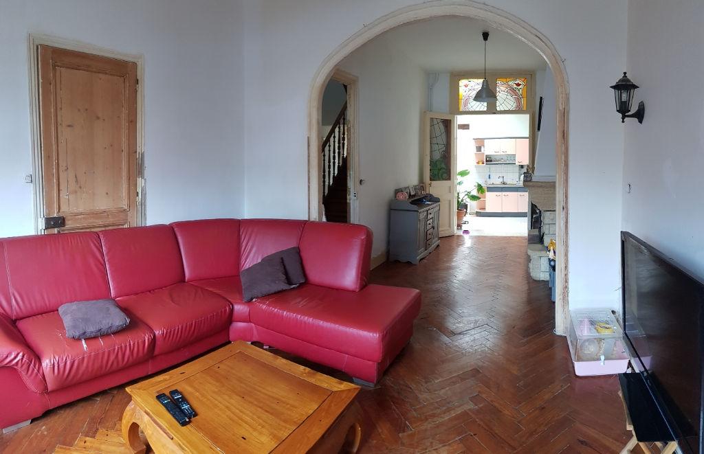 Vente maison 59320 Haubourdin - HAUBOURDIN-59320 Jolie maison 1930 vendue louée