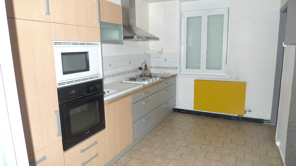 HAUBOURDIN-59320 Grande maison de 140 m² habitable