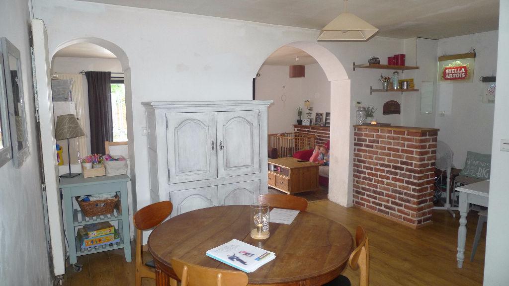 Vente maison 59320 Haubourdin - HAUBOURDIN 59320 - belle 1930 avec jardin SUD