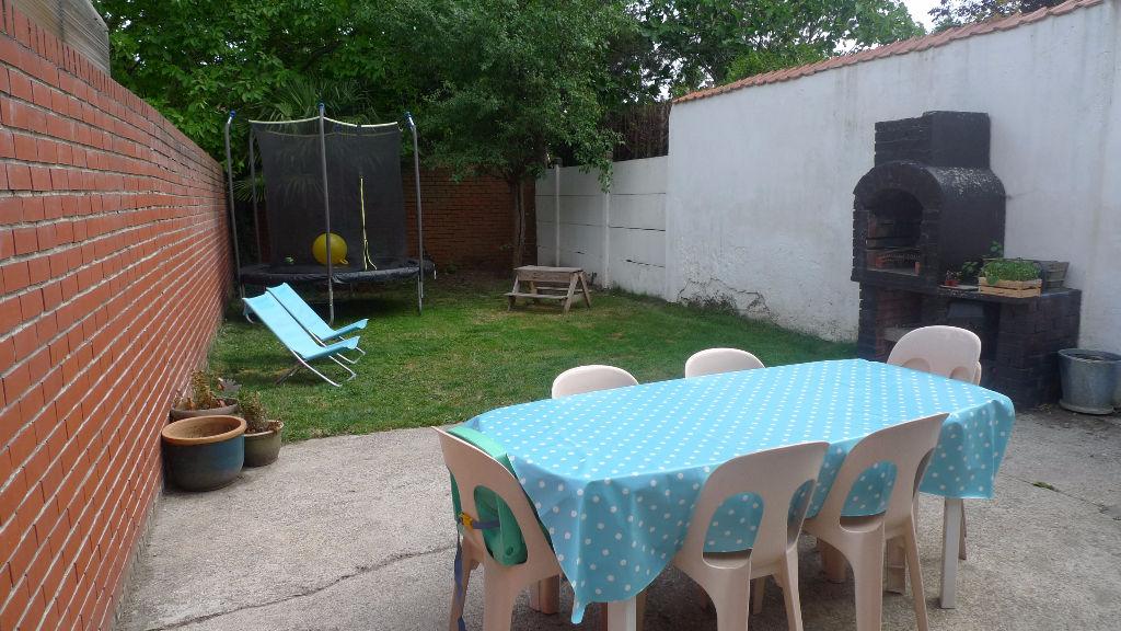 HAUBOURDIN 59320 - belle 1930 avec jardin SUD