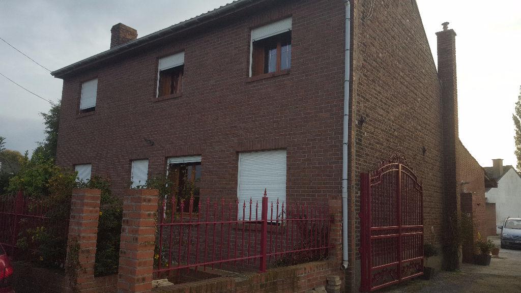 Vente maison 62149 Cambrin - semi pl.pied individuel c/2047 m2