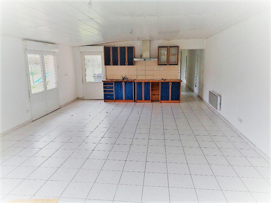 Plain pied  Wavrin 75 m2 habitables.