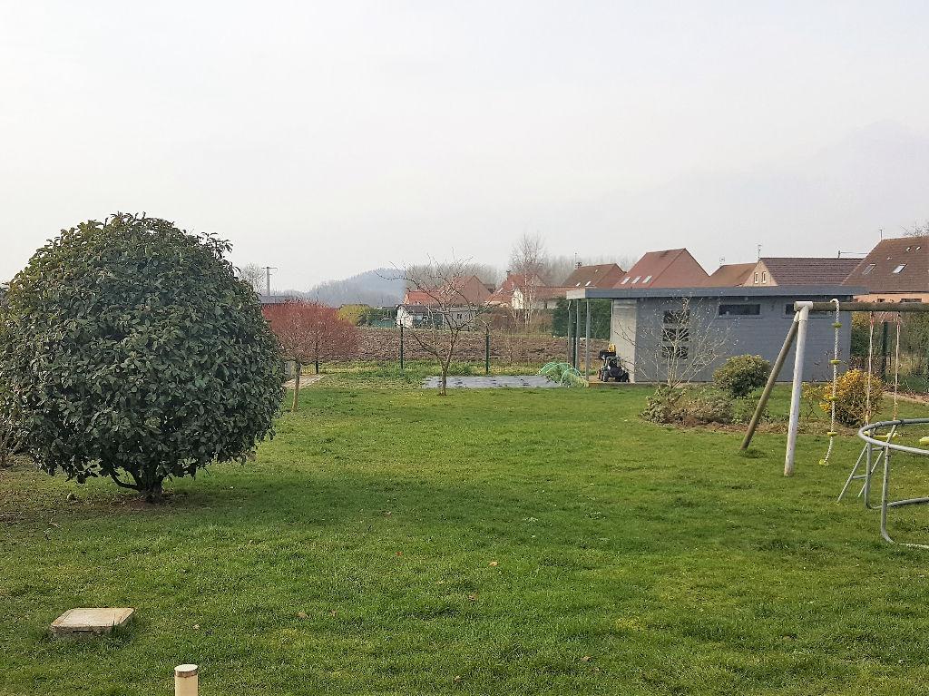 Maison individuelle de 130 m2 -Jardin Plein sud