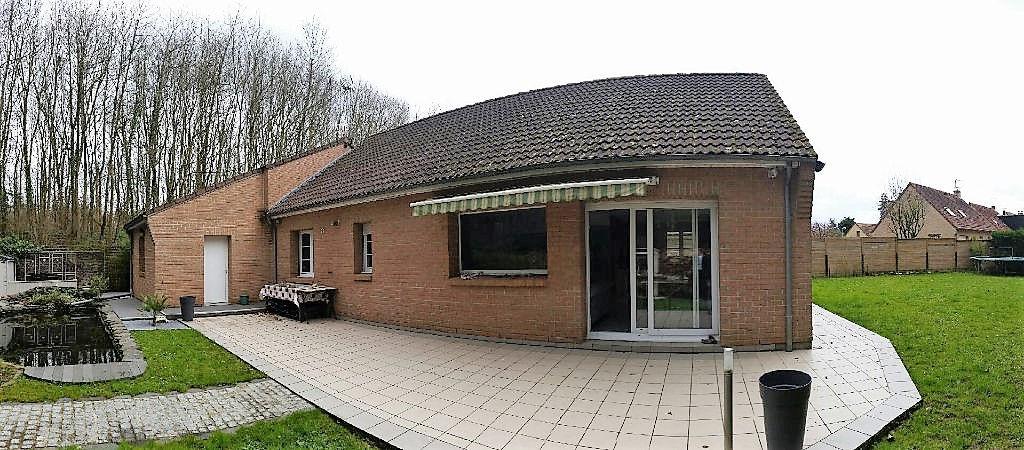 Maison 4 chambres à vendre à Haubourdin 59320, prix 385 000 ...