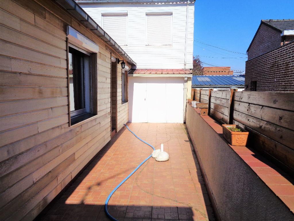 Maison 3 chambres 95 m2 habitables