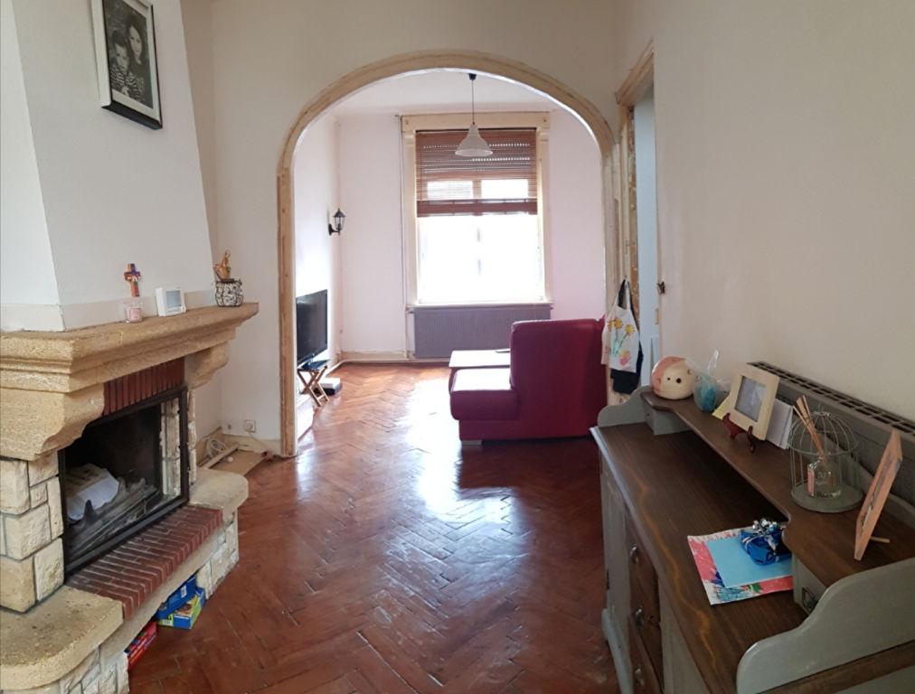 HAUBOURDIN-59320 Jolie maison 1930 vendue louée