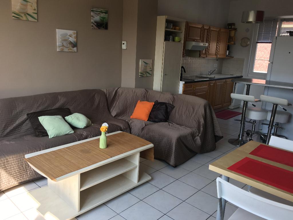 Maison type belle étage à Loos