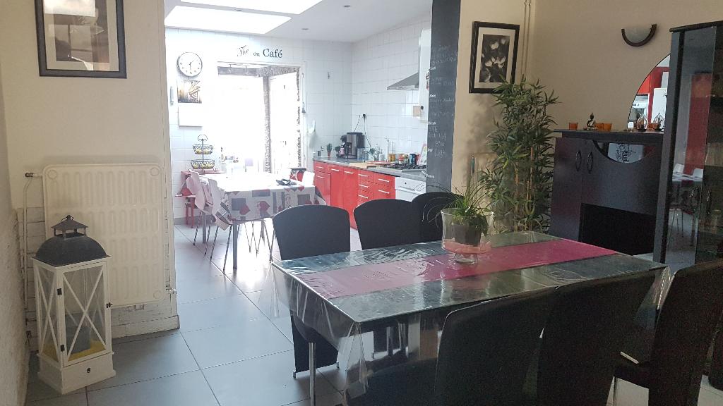 Vente maison 59320 Haubourdin - Haubourdin 59320 Maison 4 chambres 122 m²