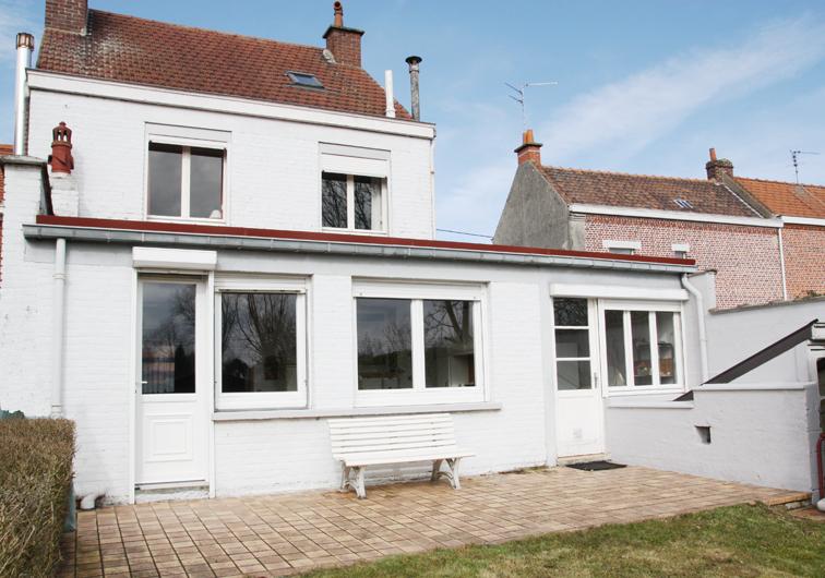 Vente maison 59211 Santes - Maison Santes 5 pièce(s) 90 m2